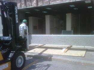 commercial concrete wall repairs gta